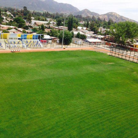 Estadio municipal Mostazal